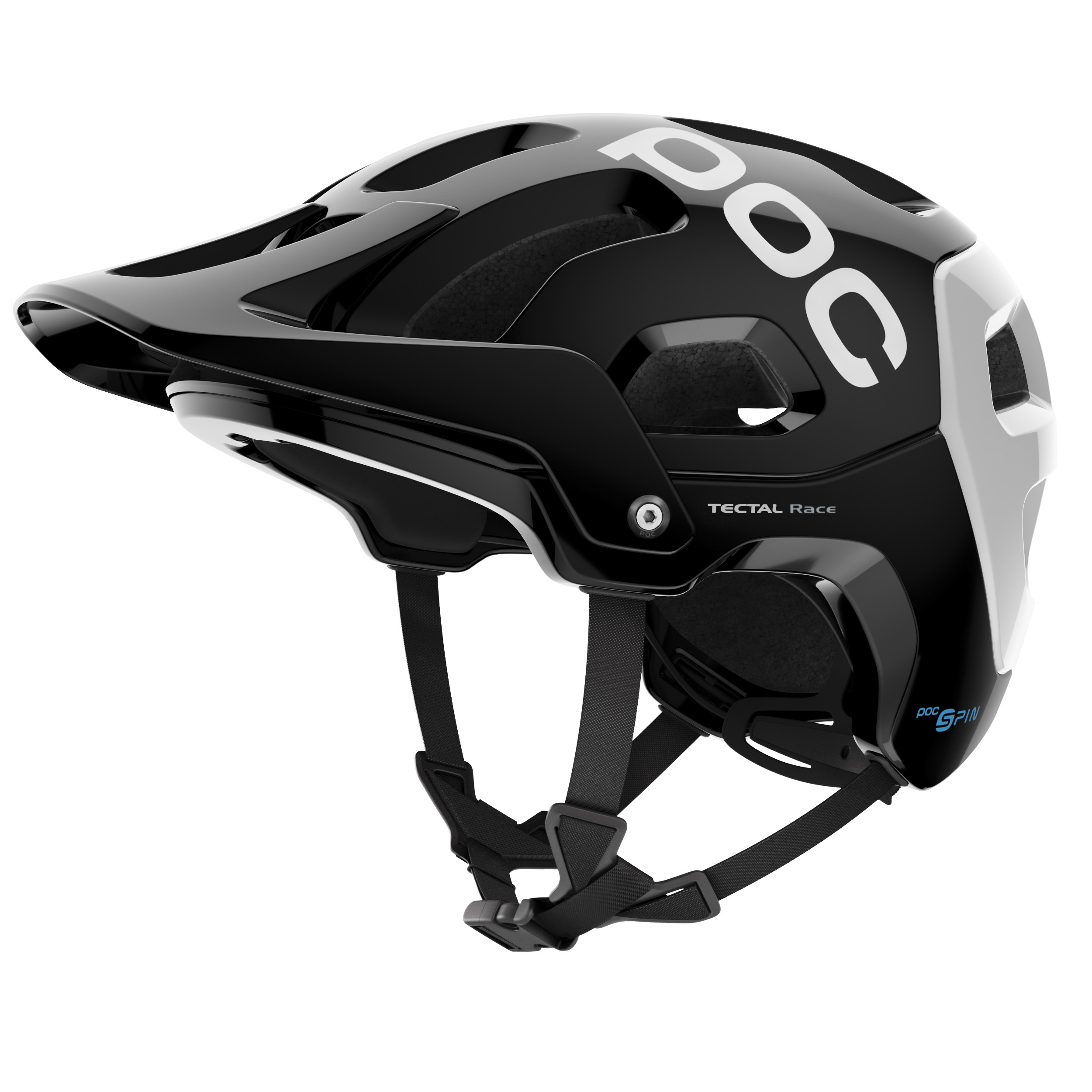 TECTAL RACE SPIN - The Tectal Race is a well-ventilated helmet that has been specifically developed for aggressive trail riding and enduro racing.