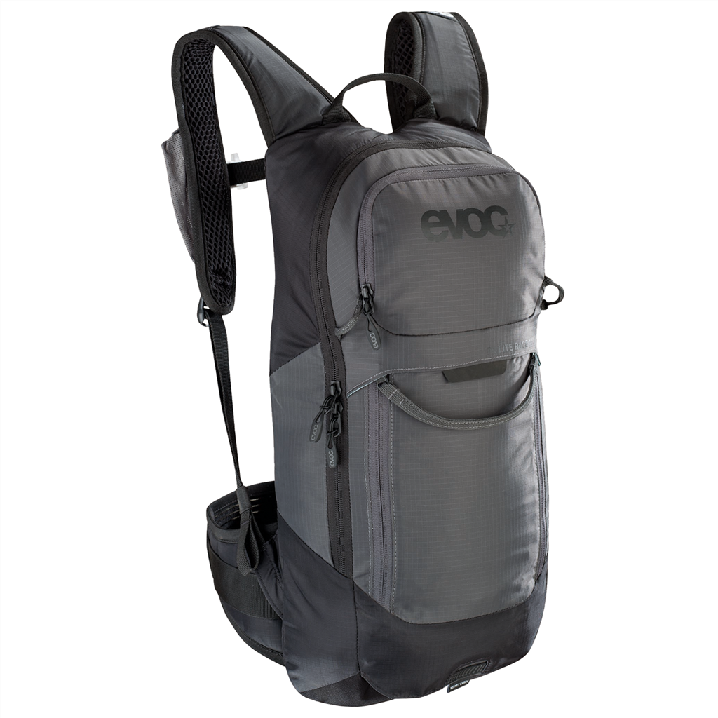 FR LITE RACE 10l- The FR LITE RACE protector backpack has been specially designed for enduro bike races. Low weight and a completely ventilated carrying system.