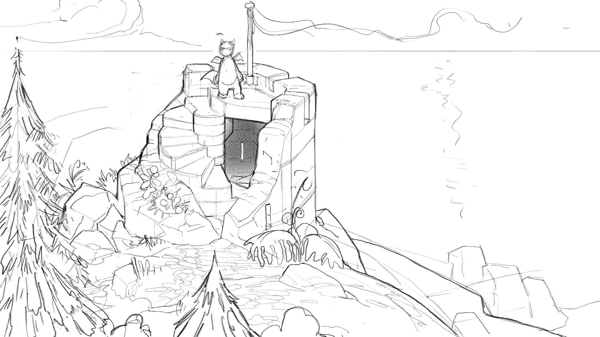 Digby's Castle Rear view.jpg