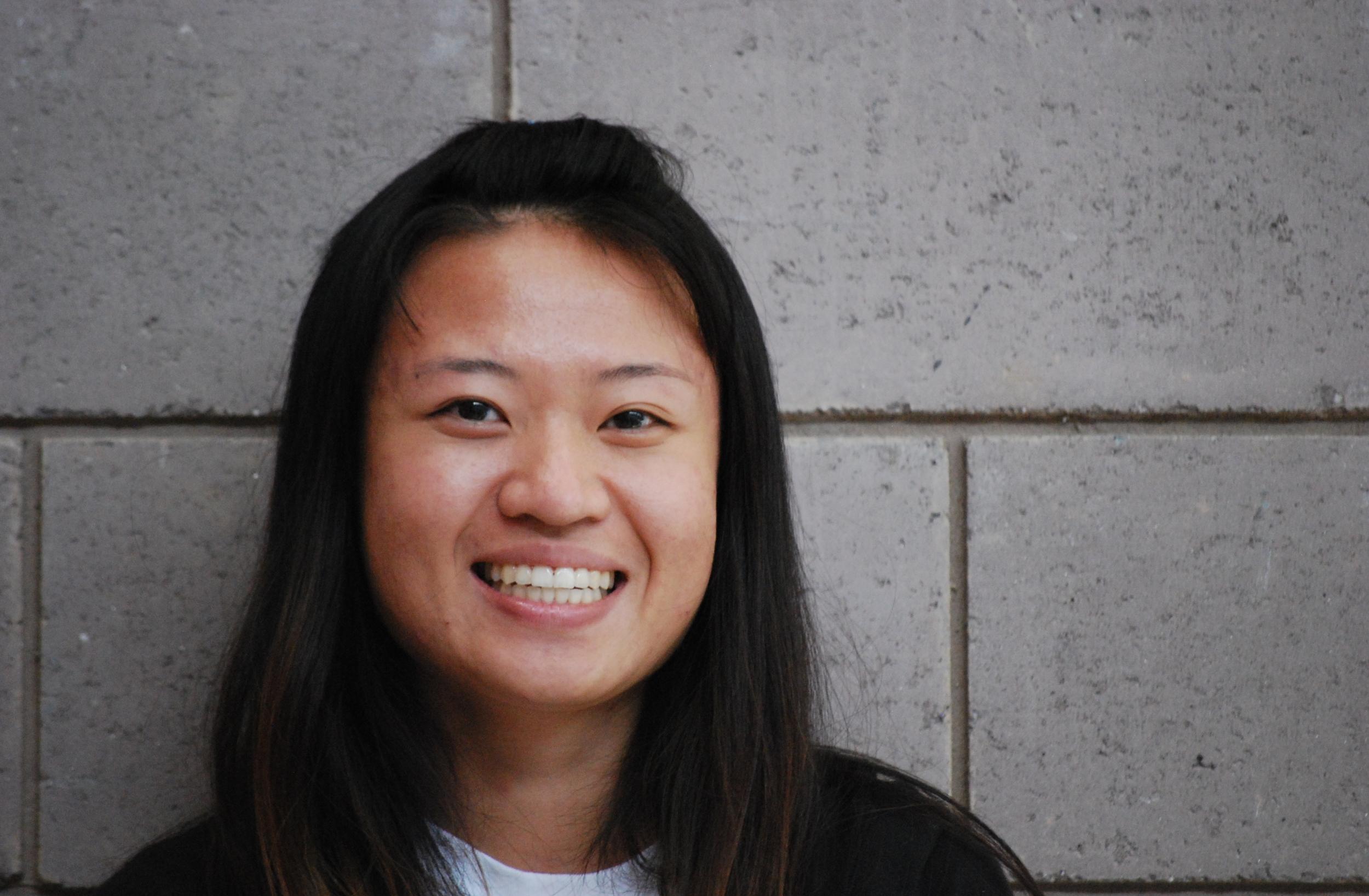 Summer Program Intern Jenny Ho