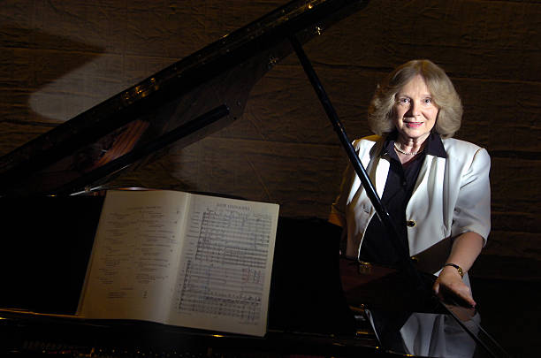 Agnes Grossman. An outstanding musician, teacher and mentor to myself and many.