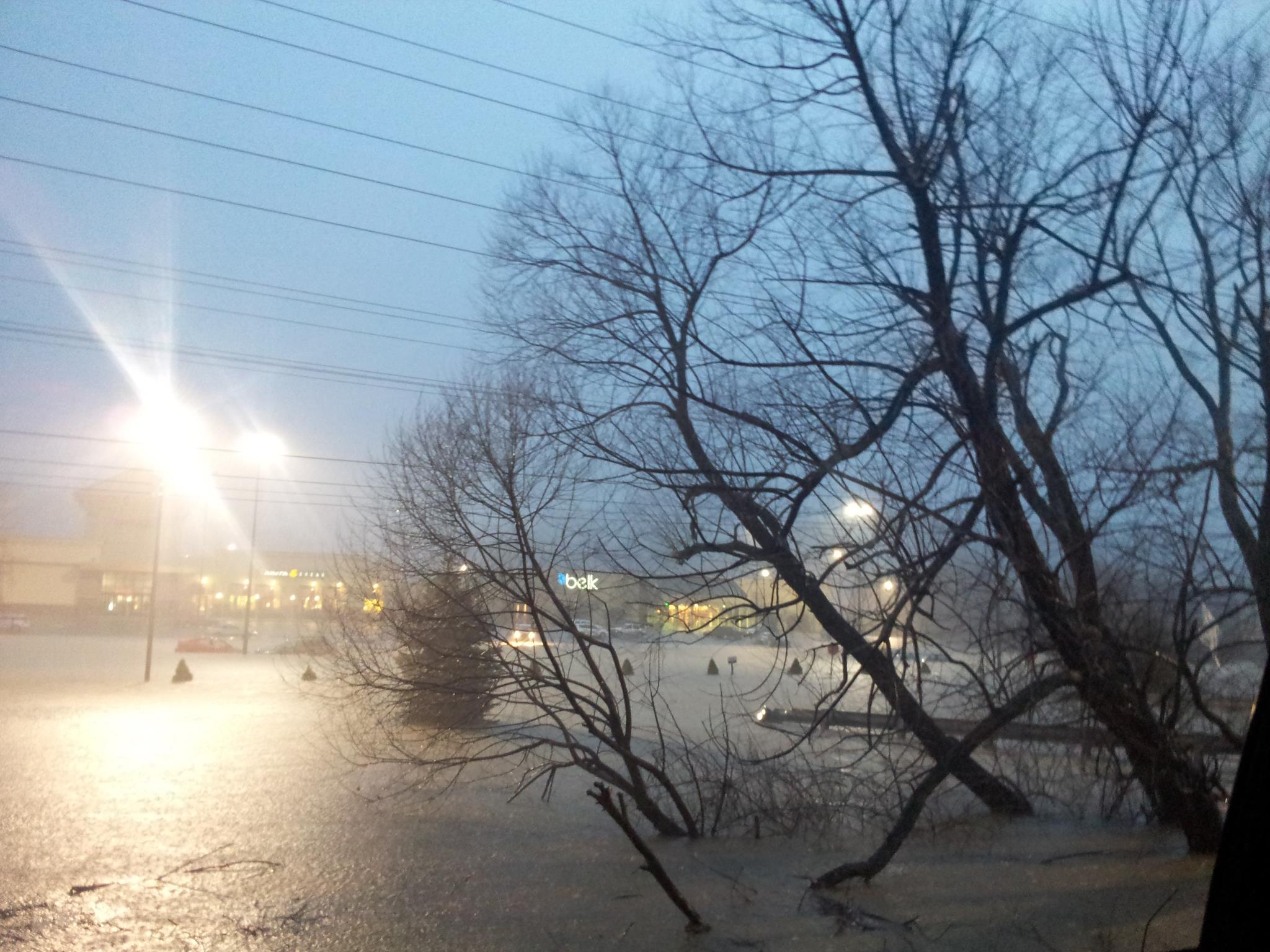 Floods...