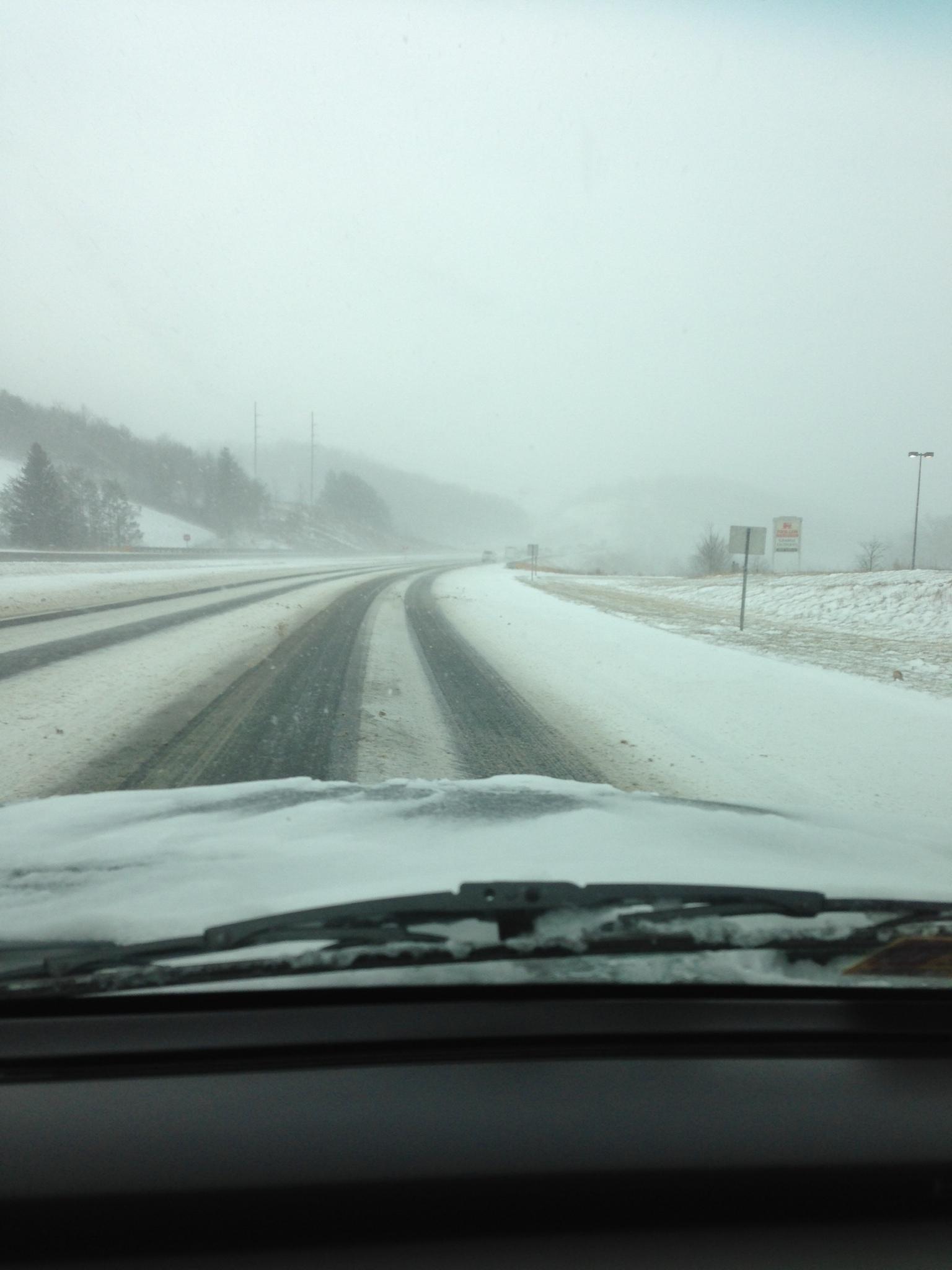 Blizzards...
