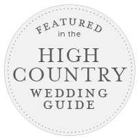 High Country Wedding Guide