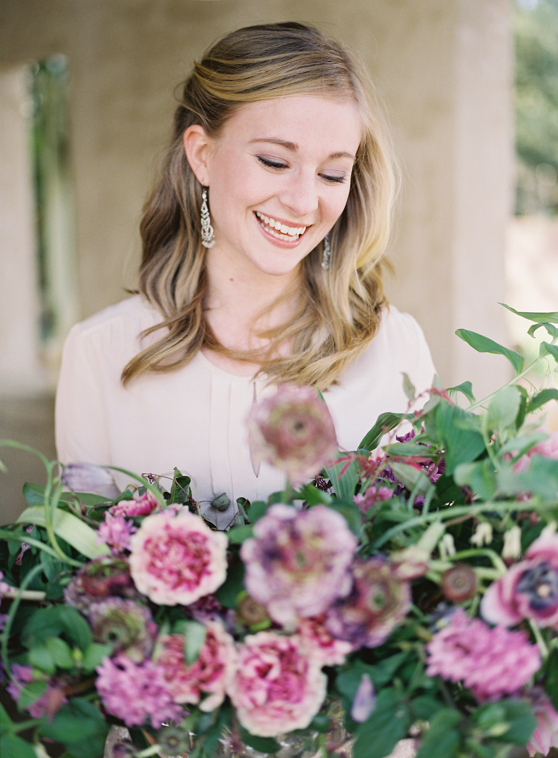 Kelly Perry, Philosophy Flowers by Heather Payne Photography