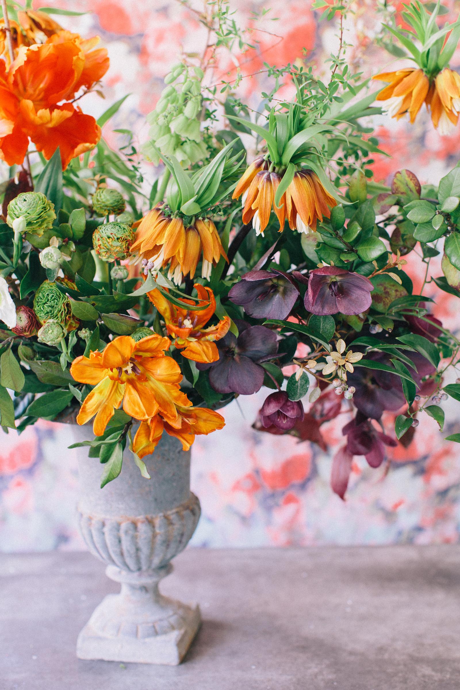 Corbin Gurkin, Ariella Chezar Flower Workshop, Kelly Perry