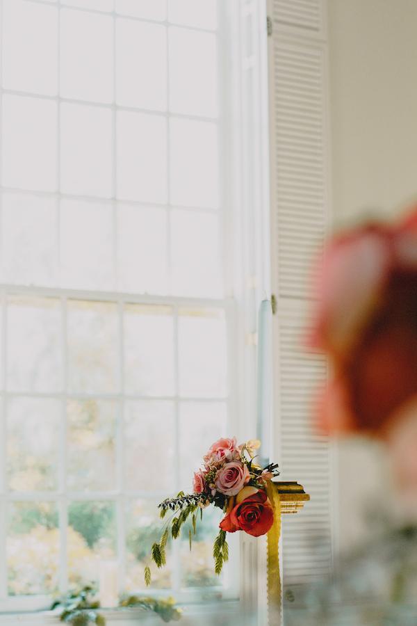 Aisle Markers   Fall Colors Flowers   Philosophy Flowers   Blest Studios