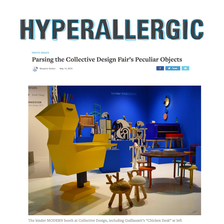 Hyperallergic, 2015