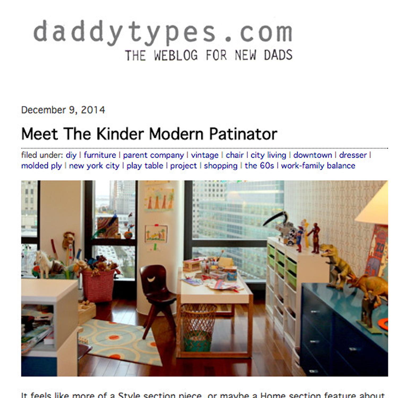 DaddyTypes, 2014