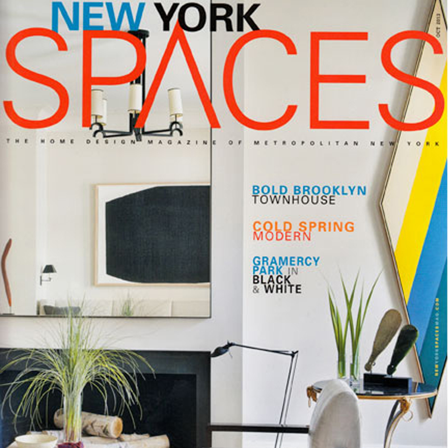 New York Spaces, 2013