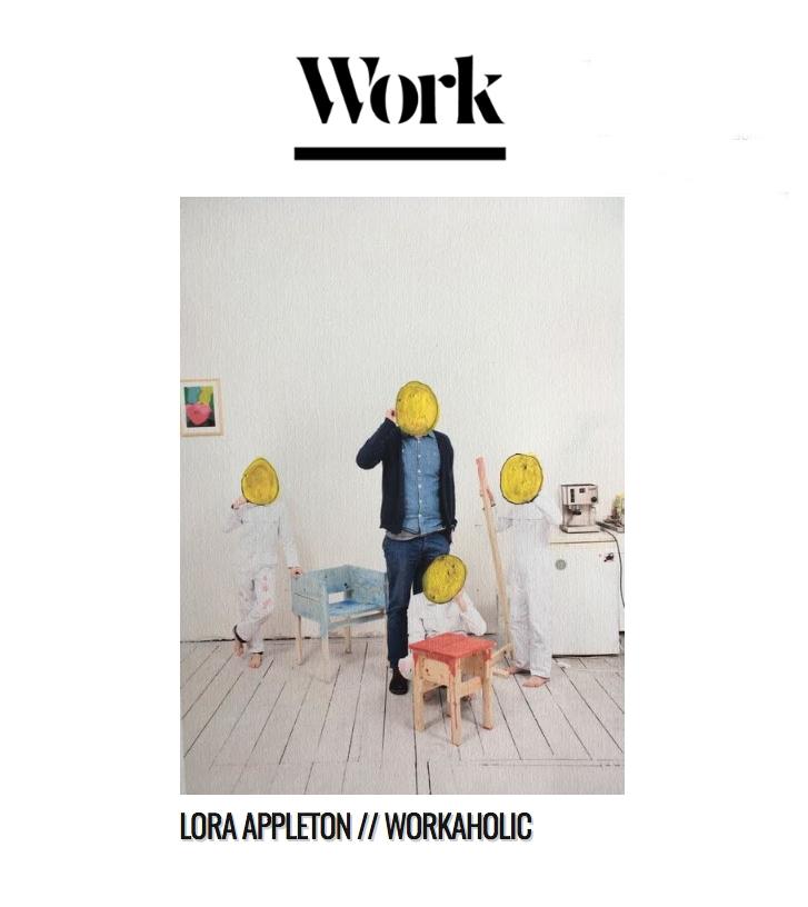 The Work Magazine, May 2018