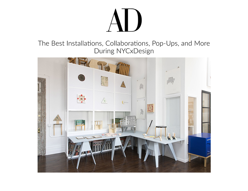 Architectural Digest, May 2018