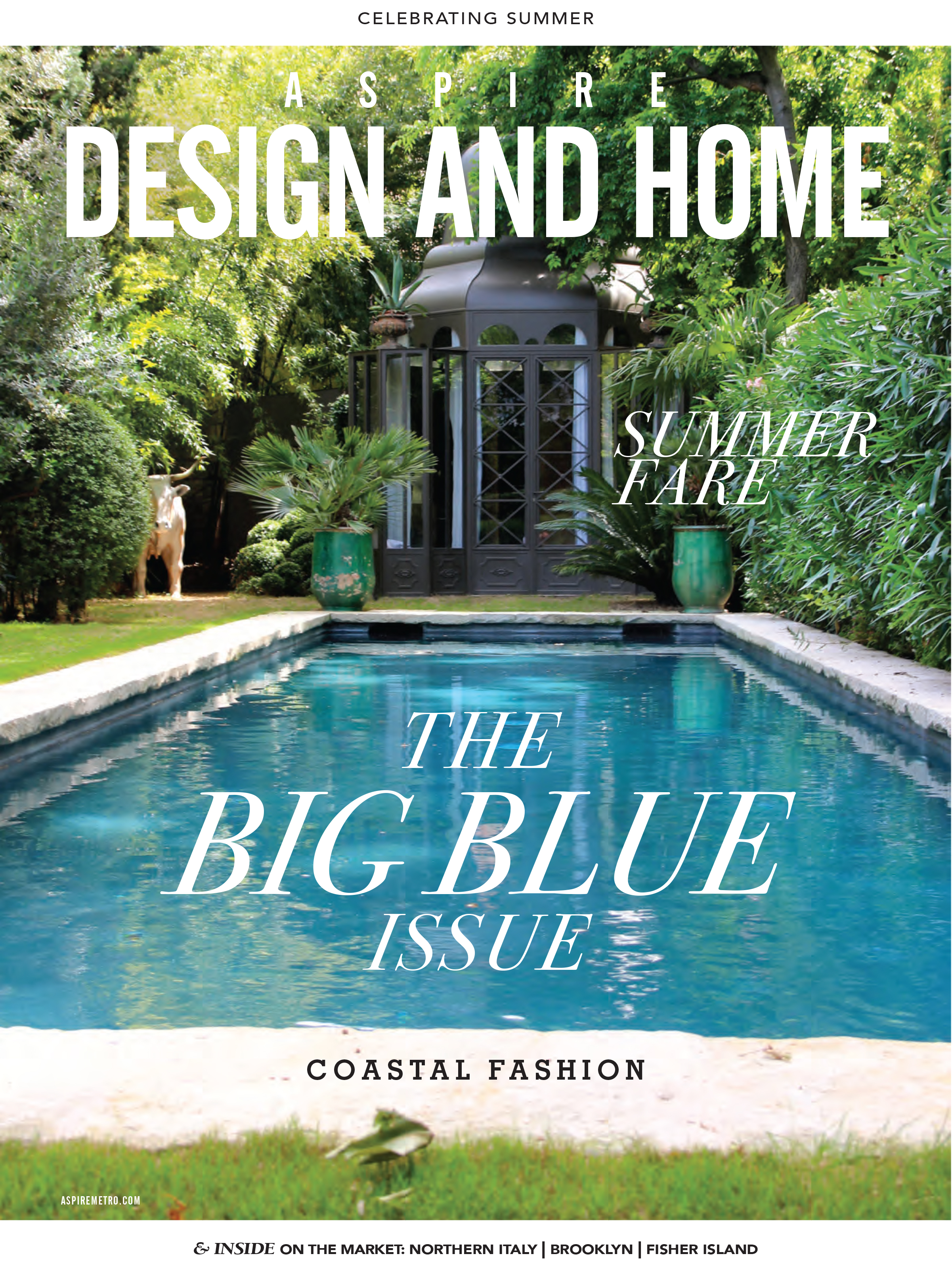 Aspire Design and Home, Summer 2018