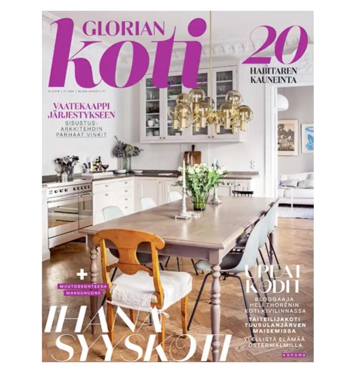 Glorion Koti, October 2018