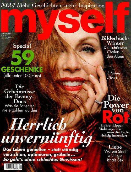 Myself Magazine, December 2017