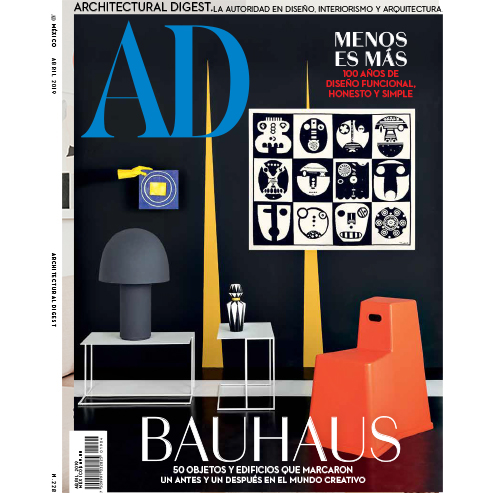 AD Mexico, April 2019