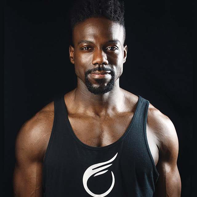 Rodrick COVINGTON - Founder & CEOI truly believe when you give your body the best, the universe smiles back and give YOU the best! Known as the SHRED KING, I specialize in core sculpting and shredding!Certifications: NASM, SOMA Pilates, Precision Nutrition certification@rodrickcovington