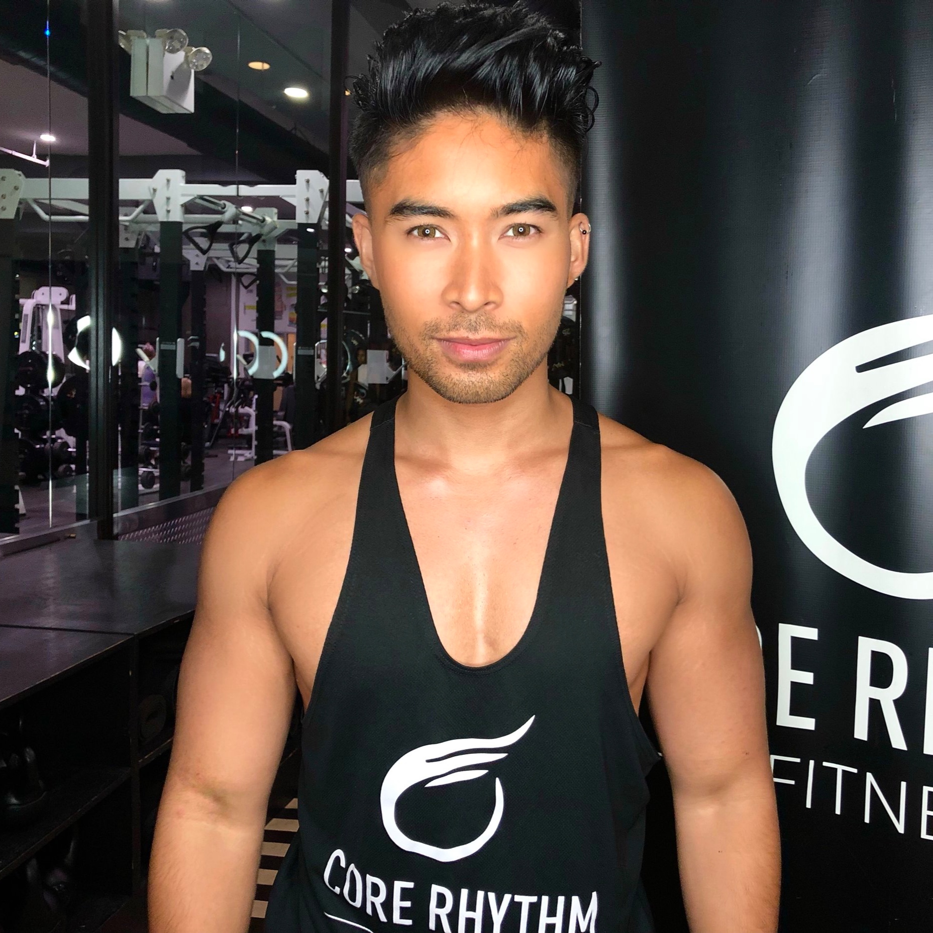 Jay Covington - General ManagerThe journey of transformation starts with a single step. To create a shift in your lifestyle requires patience, hard work and community! At CRF we specialize in SHREDDING, SCULPTING and TONING the body.@jay_lorenzo20