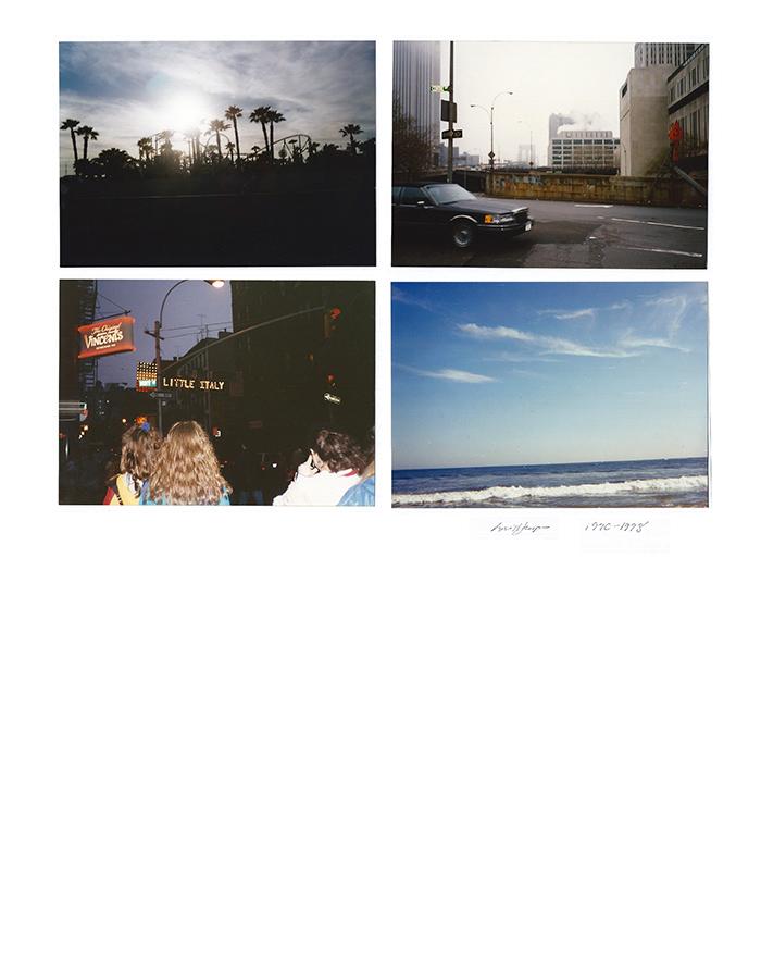 Vacations, 1990-1998. by Kari Hansbarger