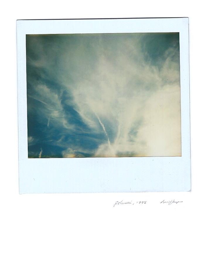 Polaroid, 1998. by Kari Hansbarger