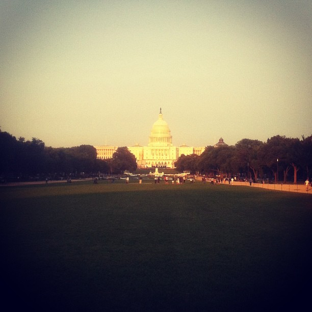 Our Nation's Capital...