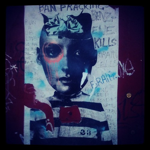 DAIN, Meat Packing Distict, photo by Kari Hansbarger