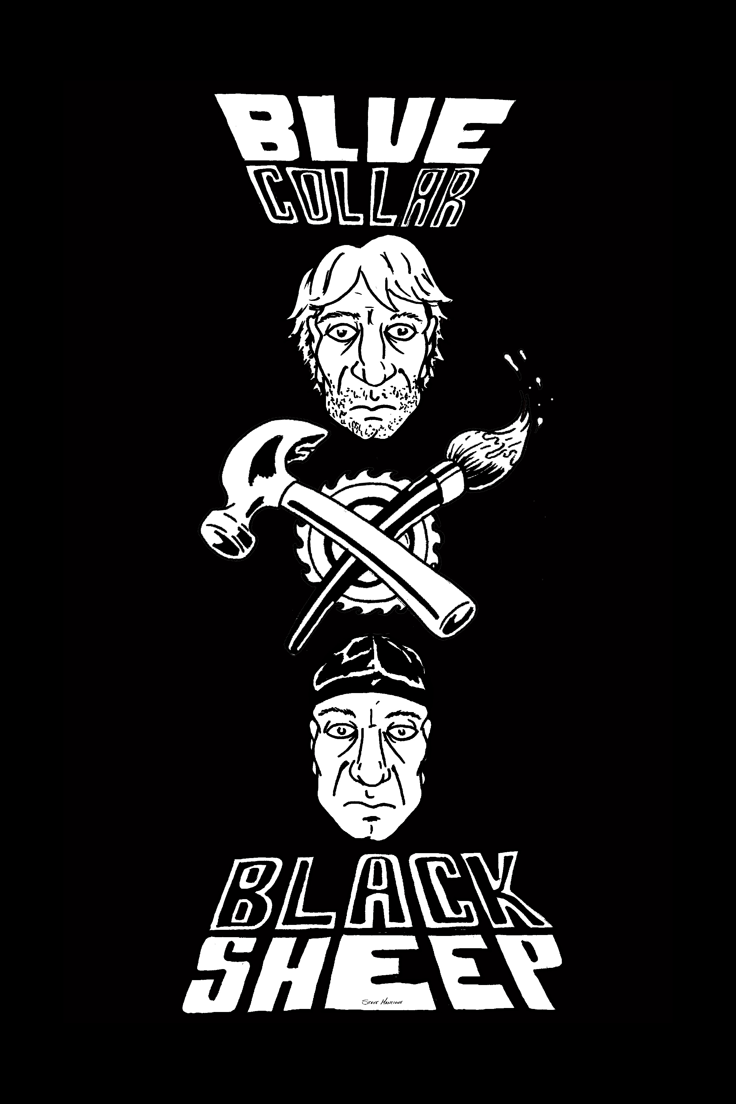Cover of Blue Collar Black Sheep