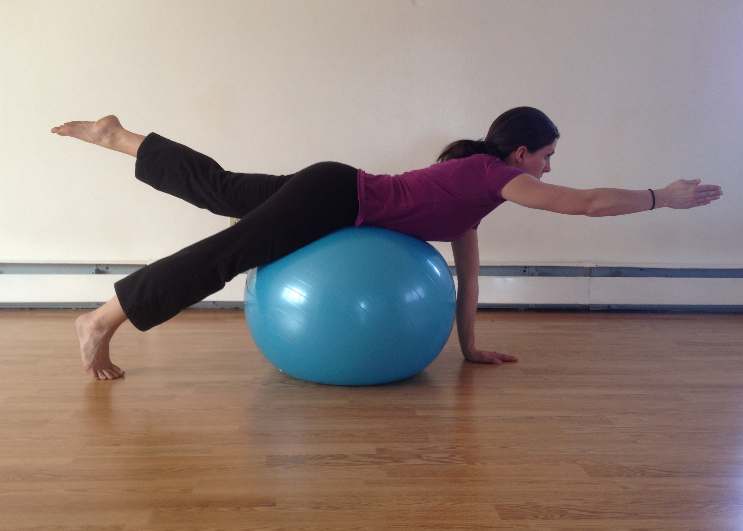 Great for core strength!