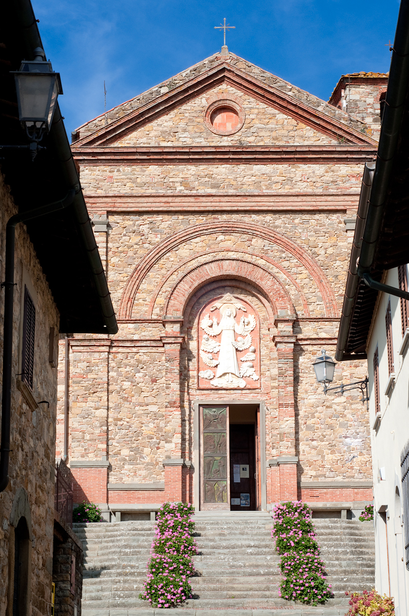 Santa Maria Assunta, Panzano in Chianti