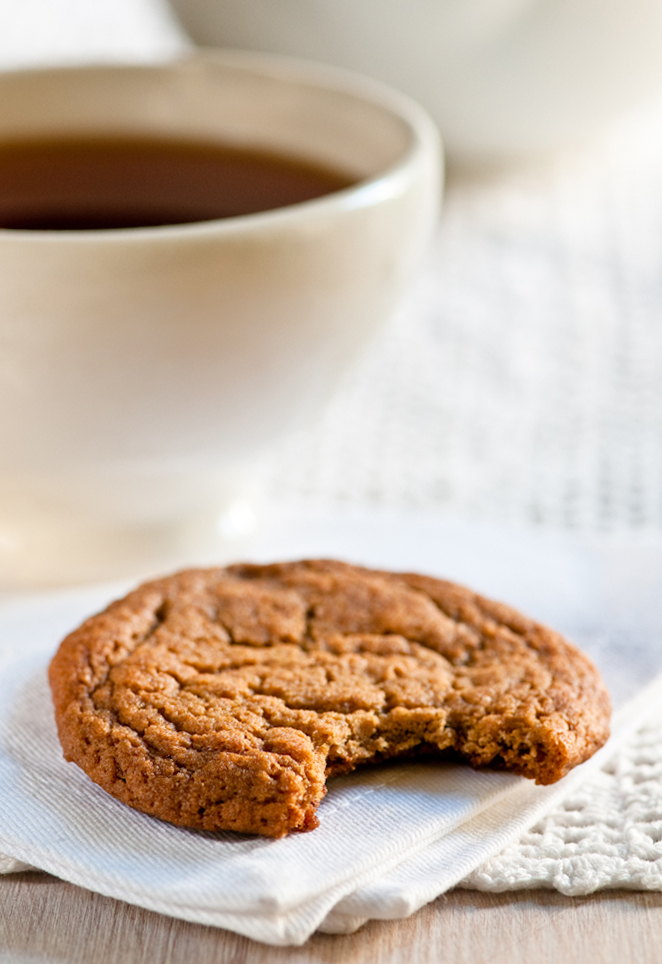 soft spice cookies