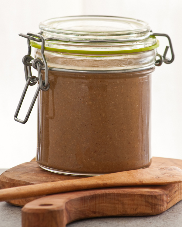 jar of sunflowerseed butter