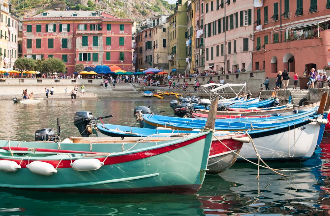 Ligurian harbour