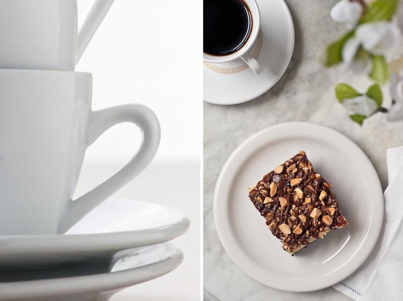 chocolate raspberry coconut magic squares