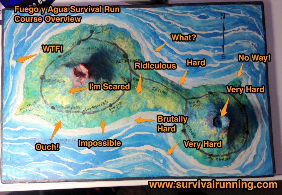 Here is your Course Map