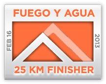 25k Medal