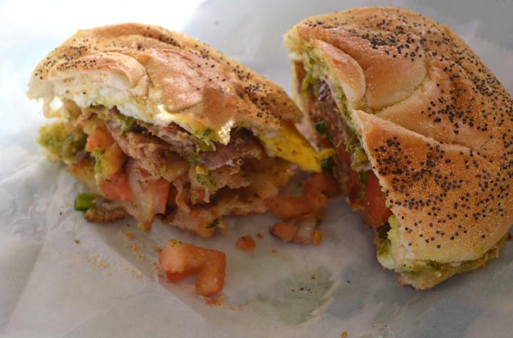 Beso Sandwich