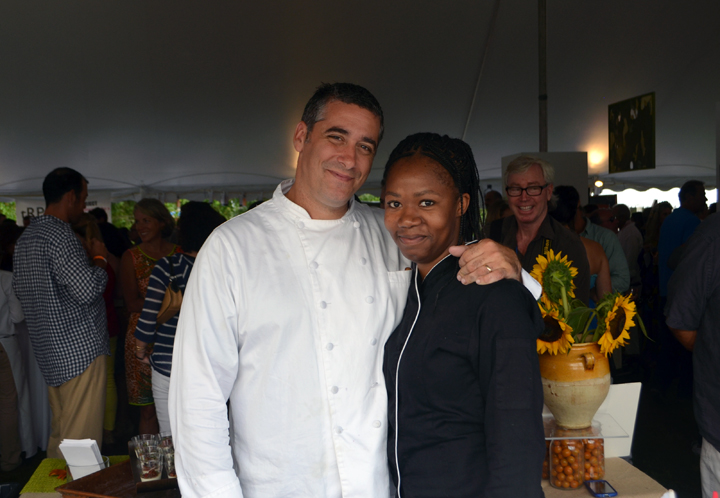 Nick and Toni's: Chef Joe Realmuto and Chef Jessica Craig