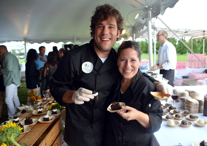 Owners and Bakers: Michelle Gillette and Christopher Kelly