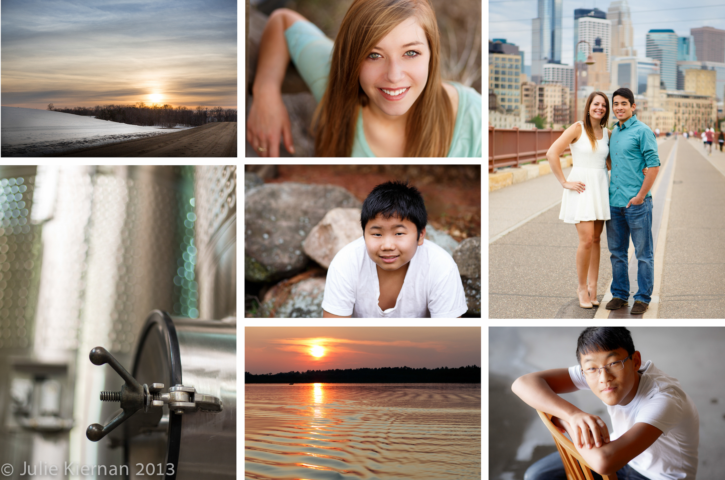 Week 52 Collage of Favorites