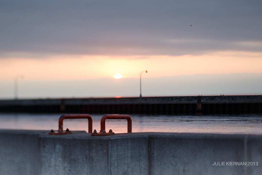 52-2-7b Duluth Canal Park Sunrise