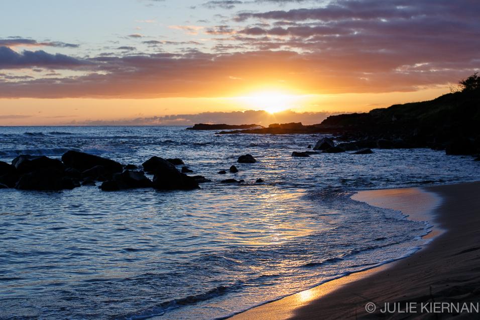 52.2.26 Mosaic My new favorite sunset from Salt Pond Beach Kauai-Canon