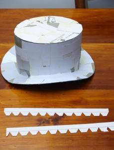 Steampunk Top Hat Tutorial