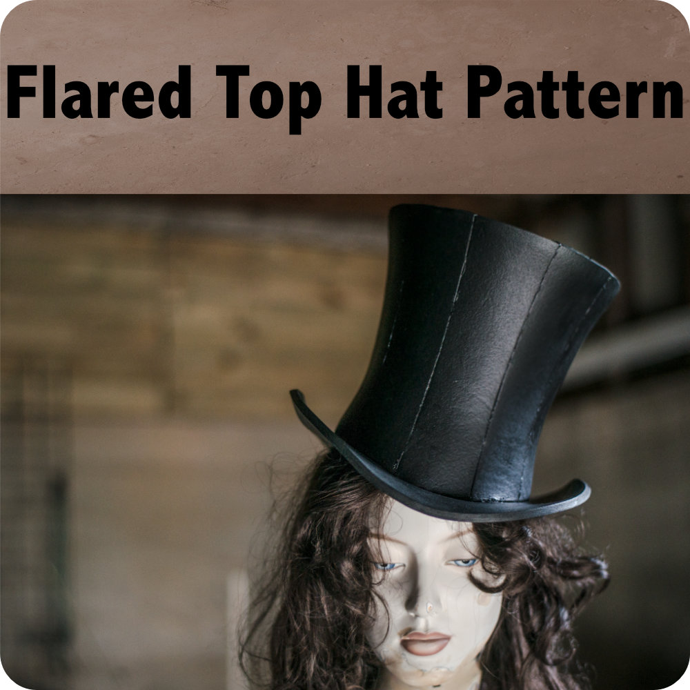 Flared Top Hat Pattern Photo