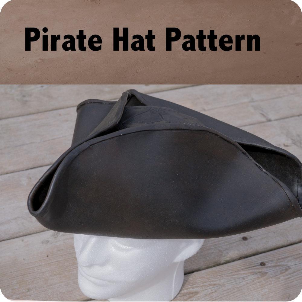 Pirate Hat Pattern Photo