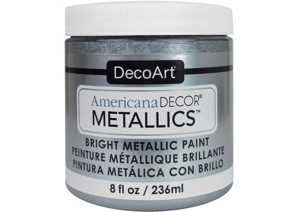 AmericanaDecor Metallics Silver -