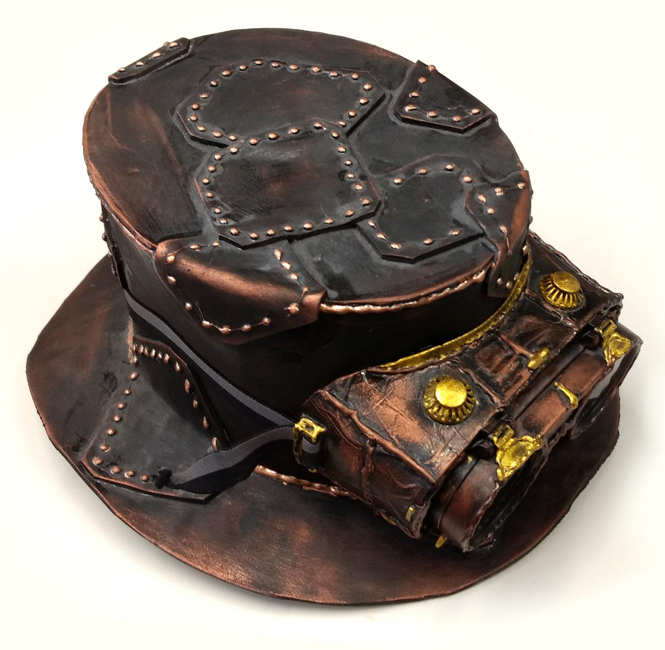 Welded Top Hat