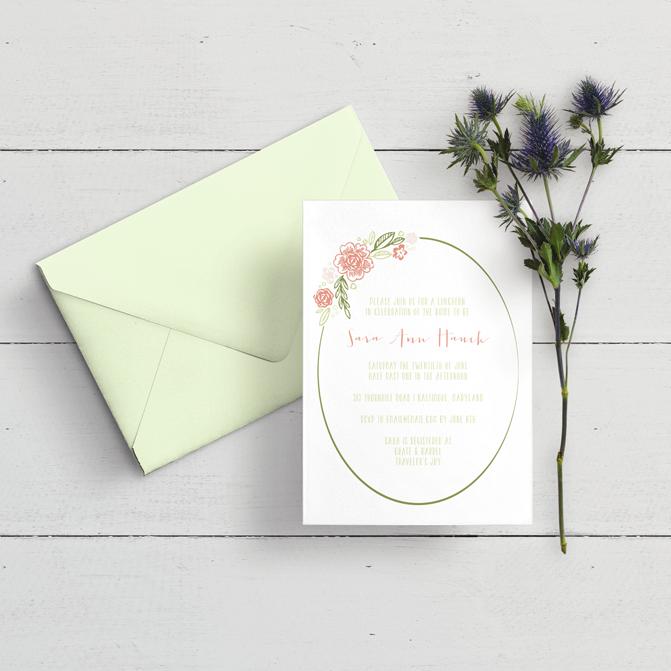 Bridal Shower Invite