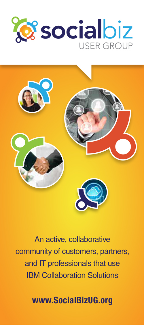 SocialBiz User Group Tri-Fold Brochure (Click Image for Full Brochure)
