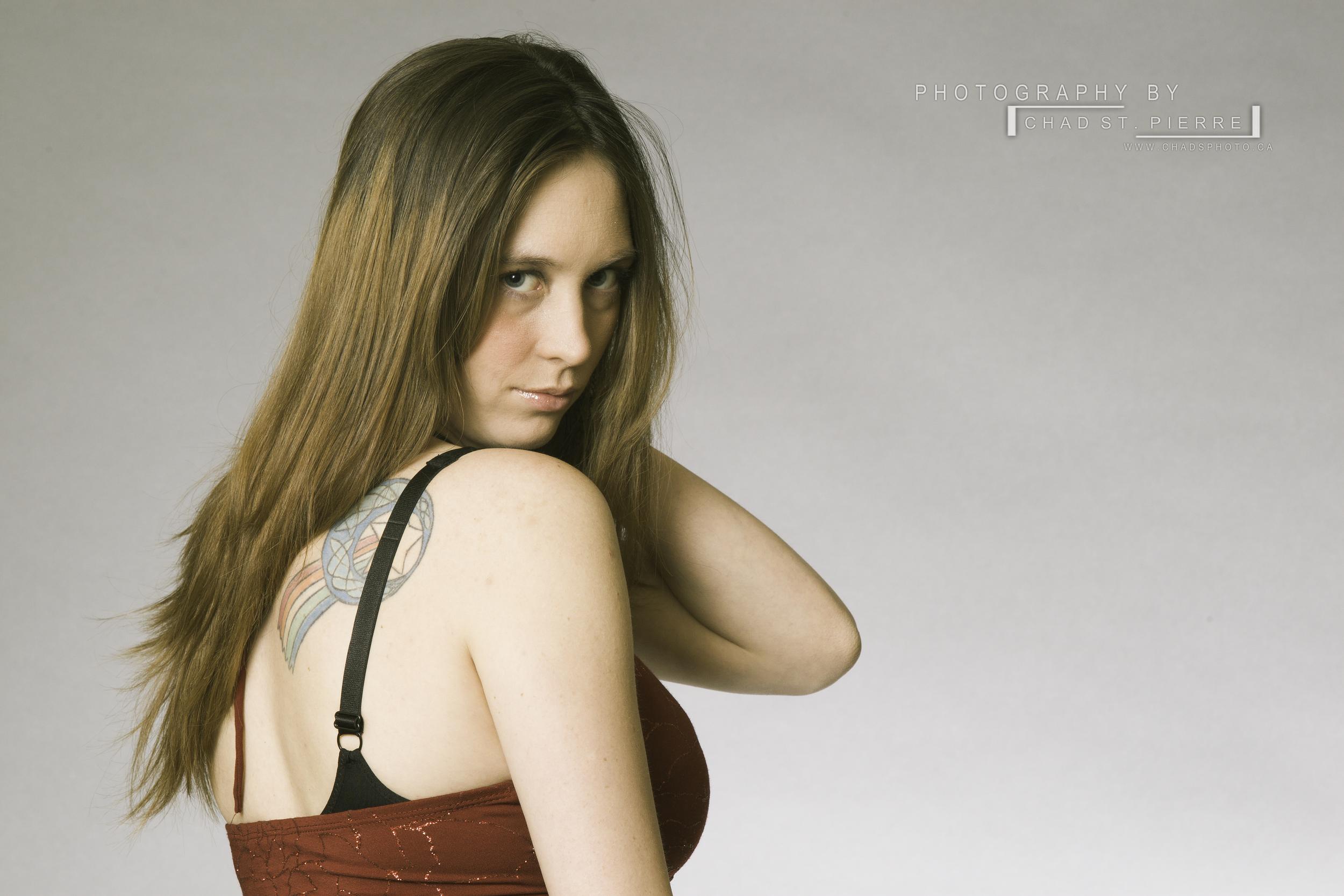 Model Lauren Ashley