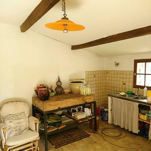 Gite kitchen 🍜